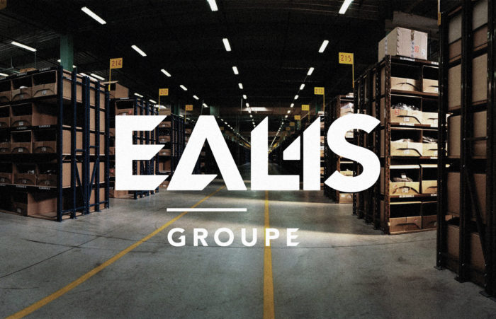 Communication corporate Ealis Groupe — Branding & Identité